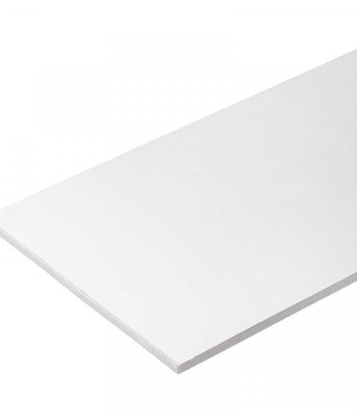 фото сэндвич панели пвх для откосов на окнах белая